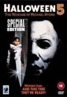 Halloween 5 - the Revenge of Michael Myers [DVD]