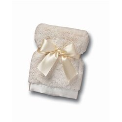 Silky Soft Security Blanket (Cream)