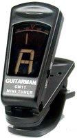 Guitar Man Clip On Mini Tuner