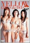sabra DVD YELLOW GIRLS THE DVD 小池栄子,佐藤江梨子,MEGUMI