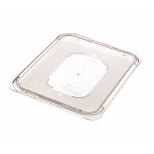 Couvercles en polycarbonate Araven GN 1/2. Utiliser avec GD815 - GD818.