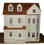 Dolls House/ Victorian Style/ Ready To Use Kit/ Exmouth