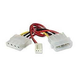 3-Pin to 4-Pin Adapter