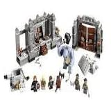 Game / Play Lego The Lord Of The Rings Hobbit The Mines Of Moria (9473), Defeat The Cave Troll Toy / Child / Kid