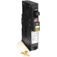 Square D Combination Circuit Breaker, Qo120Cafi