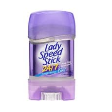 Lady Speed Stick 24/7 Antiperspirant & Deodorant, Powder Burst || Skin