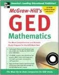 McGraw-Hill's GED Mathematics Book w/CD-ROM (Test-Taking Skills) 1st (first) edition