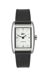 Lacoste Club Collection White Dial Women's Watch #2000642