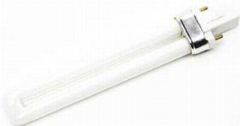 Leuchtstofflampe Kompakt 9W 230V 165mm Stecksockel G23