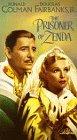 Prisoner of Zenda [VHS]