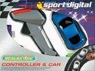 Scalextric C7012 Sport Digital Controller & Audi TT Pack (various colours)