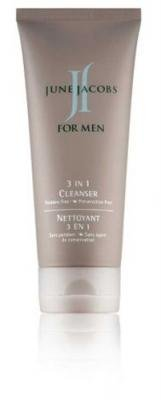 Best Cheap Deal for June Jacobs for Men 3-in-1 Cleanser, 6.7 Fluid Ounce by June Jacobs - Free 2 Day Shipping Available
