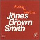 ♪Rockin' in Rhythm [Import] Hank Jones , Ray Brown , Jimmie Smith