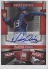 Martin Perez AU 494 #256 494 Texas Rangers (Baseball Card) 2010 Donruss Elite Extra... by Donruss Elite Extra Edition