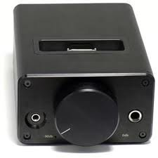 Fiio E9I Desktop Pre-Amp And Headphone Amplifier Dock For Ipod And Iphone