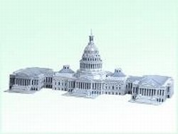 Cheap CALEBOU 3D 3D Washington Dc Capitol Hill Usa Puzzle Model (B002Q2CQ16)