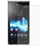 Amzer Kristal Clear Screen Protector for Sony Xperia J