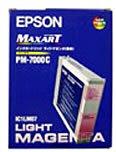 EPSON IC1LM07 インクカートリッジ ライトマゼンタ(PM-7000C用)