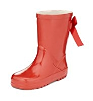 Bow Welly Boots