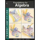 Foundations For Algebra: Skillbuilders Years 1 And 2