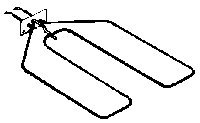 Electric Stove Oven Element front-29849