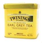 Classics Earl Grey Tea Loose Tea 3.53 oz Can