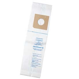 Janitized Jan-Euu-2(10) Premium Replacement Commercial Vacuum Paper Bag, For Eureka Uprights Vacuum Cleaners (Case Of 100)