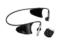 Sony Drbt160Ik Bluetooth Stereo Headset With Ipod Adapter (Black)