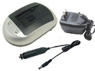 Battery Charger for Sony NP-FH30, NP-FH40, NP-FH50, NP-FH60, NP-FP30, NP-FP50, NP-FP60, NP-FP70, NP-FP71, NP-FP90, NP-FH70, NP-FH100, NP-FV30, NP-FV50, NP-FV70, NP-FV100, NP-FH30, NP-FH40, NP-FH50