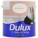 Dulux Silk Paint Cornflower White 2.5L