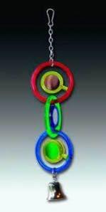 Cheap JW Pet Company 080-31049 JW Pet Company Insight Triple Mirror Small Bird Toy Assorted Colors (080-31049)