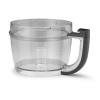 KitchenAid 8212249 Food Processor Work Bowl, Onyx Black (Kitchenaid Work Bowl compare prices)
