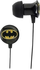 Bioworld Batman Headband Headphones - Black/Yellow