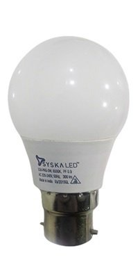 :SYSKA LED 15W B22 6500K = COOL DAY LIGHT