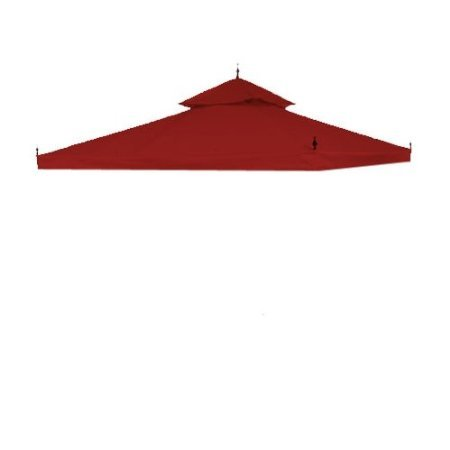 Replacement Canopy for Home Depot Arrow Gazebo - CINNABAR
