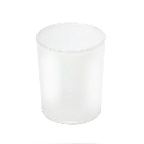 Bulk Buy: Darice Diy Crafts David Tutera Votive Holder Opaque White 1 Piece (12-Pack) Dtgr2510P