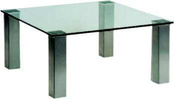 Foundation Coffee Table 330 800 x 800 frosted/coloured