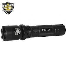 Police Force 5 Million Volt Rechargeable Tactical