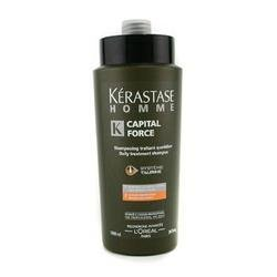 Hair Care - Kerastase - Homme Capital Force Daily