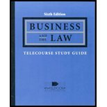 img - for Business and the Law Telecourse Study Guide book / textbook / text book