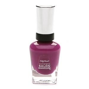 Sally Hansen Complete Salon Manicure Nail Polish, Cherry, Cherry, Bang, Bang!, .5 fl oz