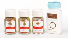 Martha Stewart Golden Woodland Tinsel-cut Glitter Set