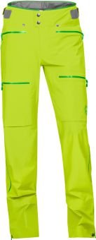 Norrona Lyngen Driflex3 Pant - Men's Birch Green, M
