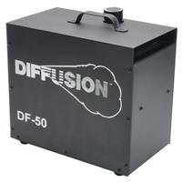 Reel Efx DF-50 DMX Diffusion Hazer, Atmospheric Fog Machine for Special Effects. from Reel EFX