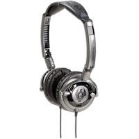 Skullcandy Lowrider Headphones - Black / Black