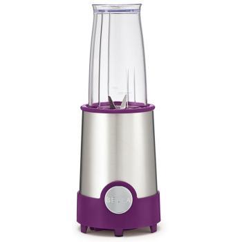 BELLA 13655 12 Piece Rocket Blender, Stainless Steel and Purple%