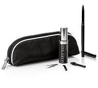 Mary Kay Brow Collection Bag with Mechanical Blonde Brow Liner Brow Tools & Gel