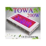 植物育成用LEDライト 水耕栽培ライト  200W  野菜工場、植物農園、植物栽培工場などに !!!TOWA