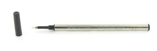 recharges stylo roller sheaffer slim noire 803626