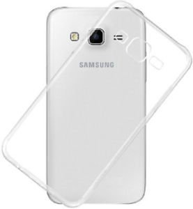 ivee international™ Ultra Thin Soft Silicone TPU Silicone Flexible Transparent Back Case Cover Compatible With Samsung Galaxy J2 2016  available at amazon for Rs.119